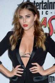 Cassie Scerbo Stills at Entertainment Weekly's Comic-con Party in San Diego