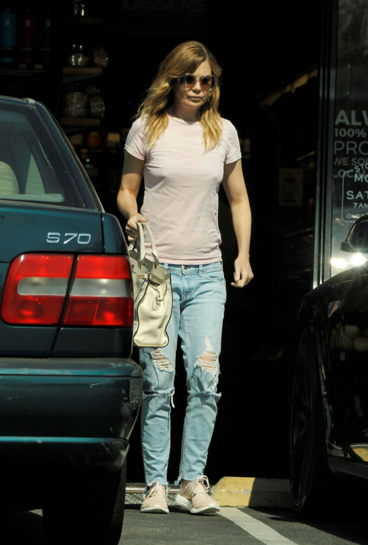 Claire Danes Out and About in New York Images