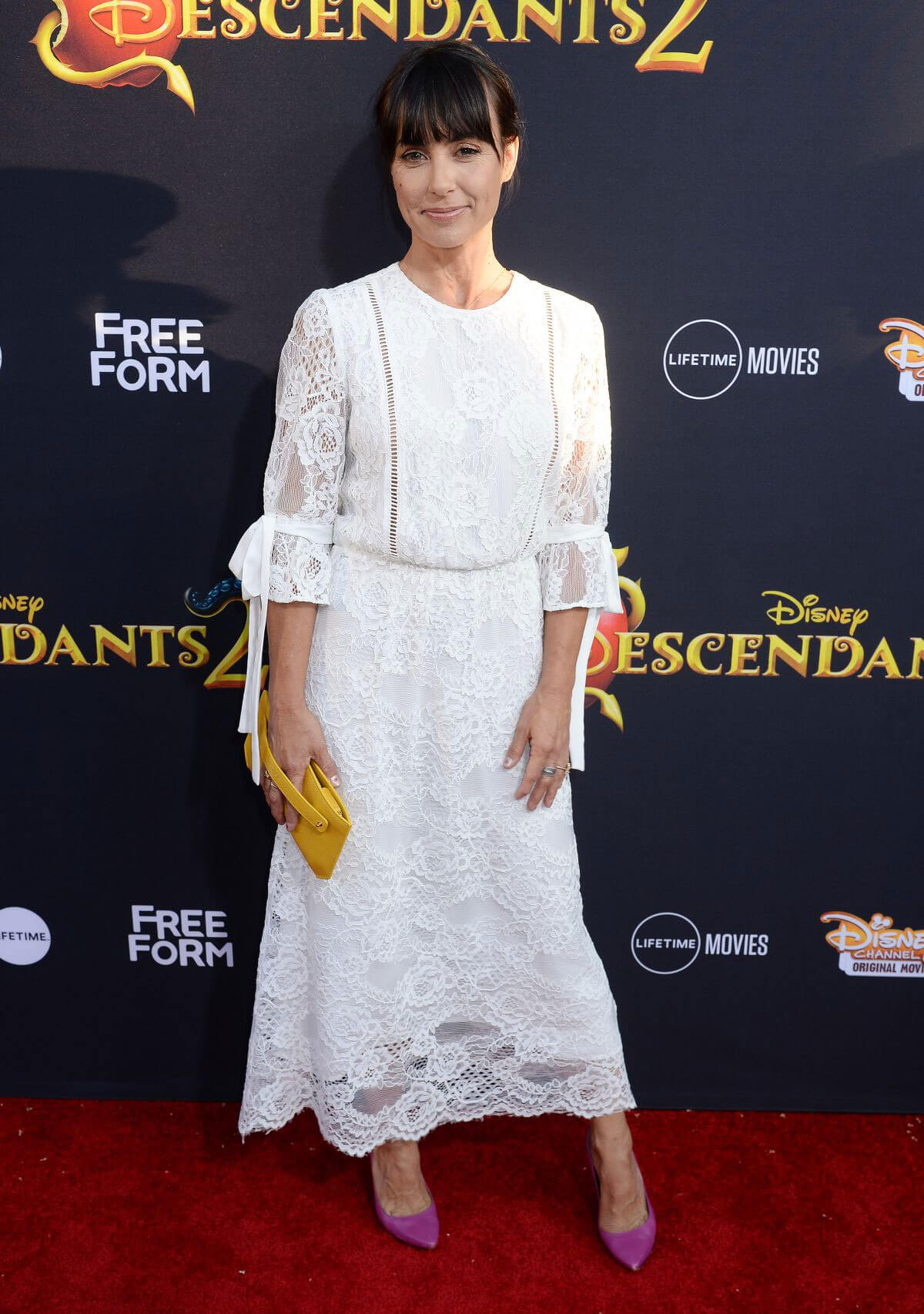 Constance Zimmer Stills at Descendants 2 Premiere in Los Angeles