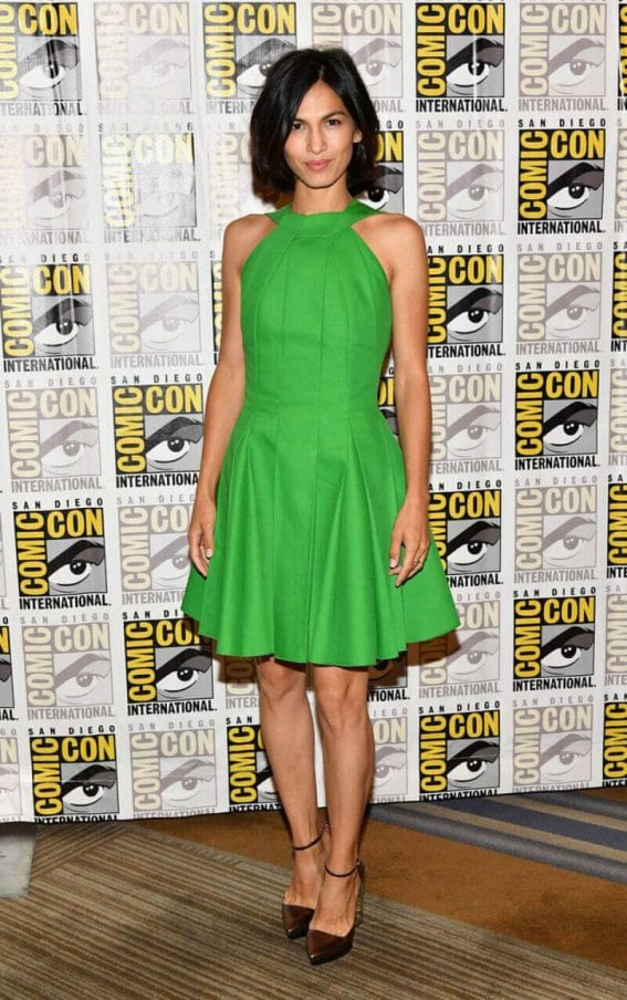 Elodie Yung Stills at The Defenders Press Line at Comic-con in San Diego
