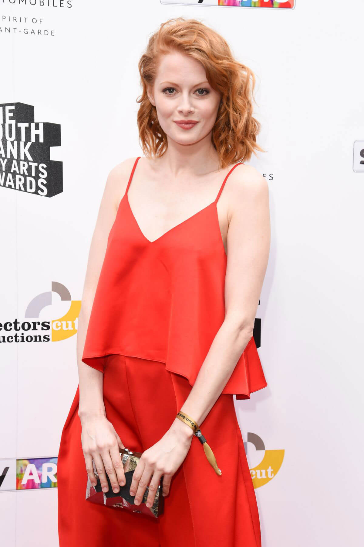 Emily Beecham Stills at South Bank Sky Arts Awards in London