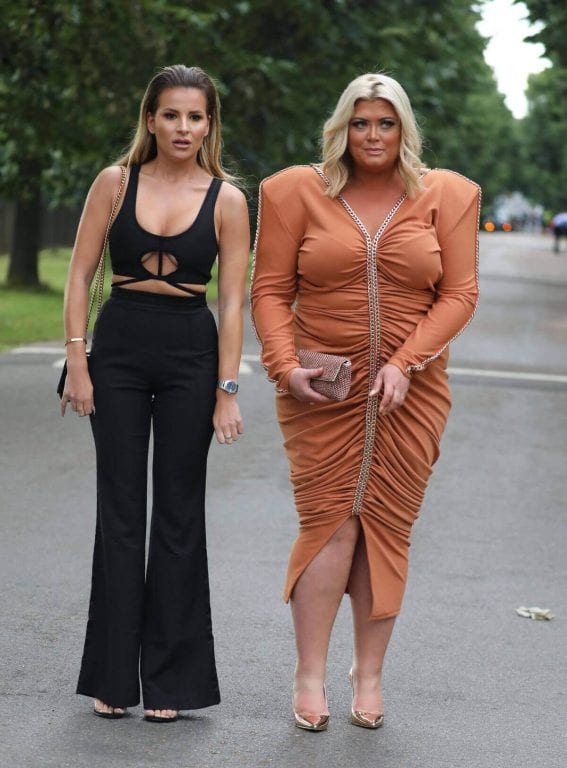 Gemma Collins Stills at ITV Summer Reception in London
