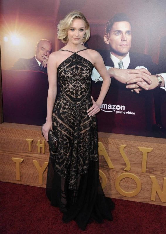 Greer Grammer at The Last Tycoon Premiere in Los Angeles Photos