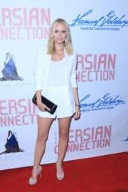 Helena Mattsson Stills at The Persian Connection Premiere in Beverly Hills