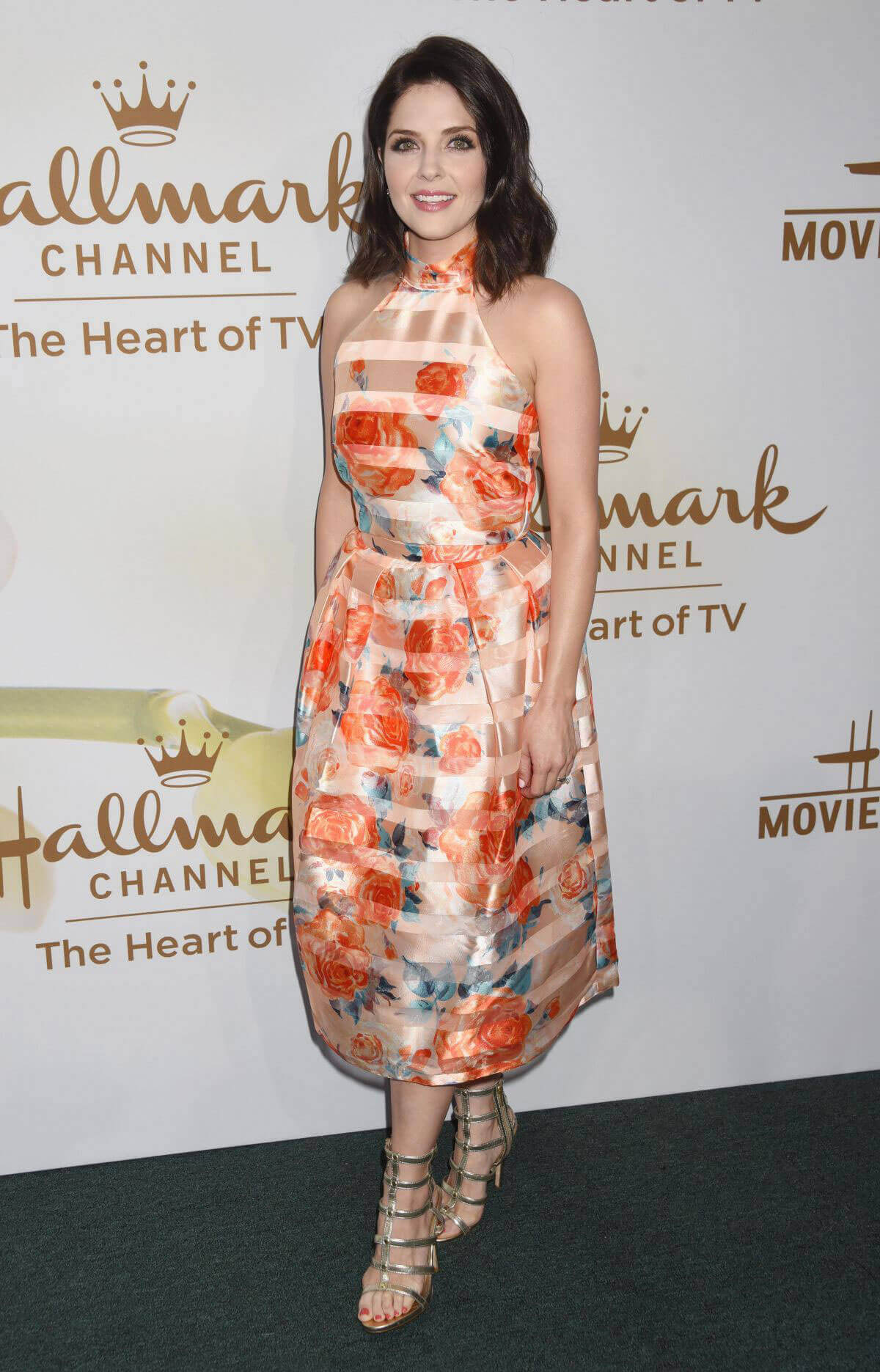 Jen Lilley Stills at Hallmark Event at TCA Summer Tour in Los Angeles