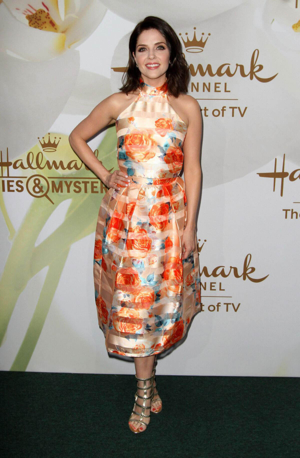 Jen Lilley Stills at Hallmark Event at TCA Summer Tour in ...