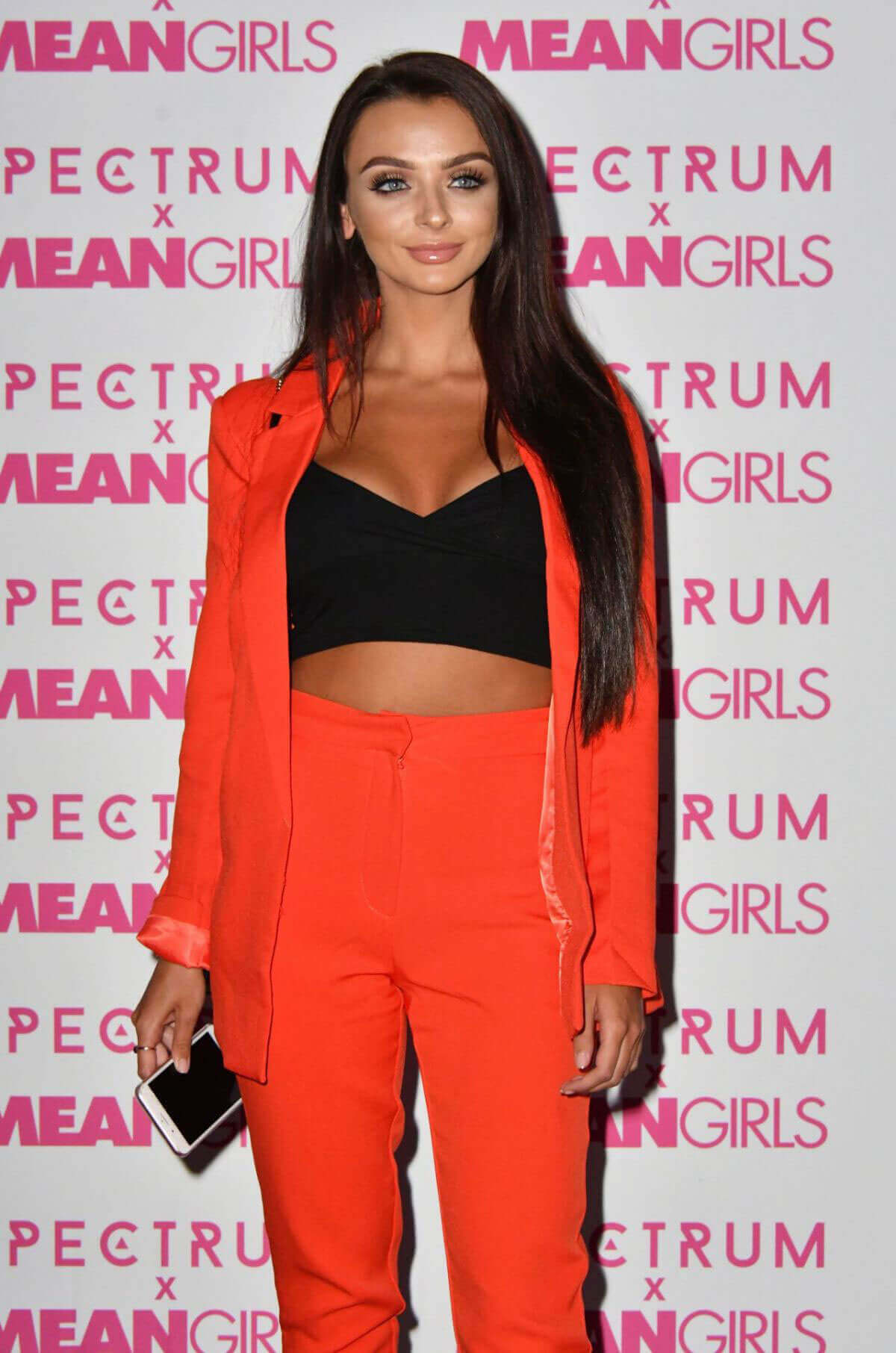 Kady McDermott Stills at Spectrum and Mean Girls Burn Book Launch in London
