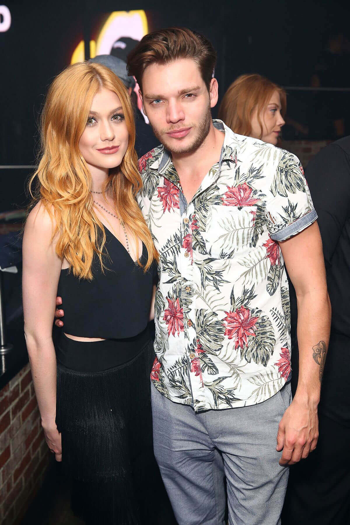 Katherine McNamara Photos at Viceland's What Would Diplo Do at Comic-con in an Diego