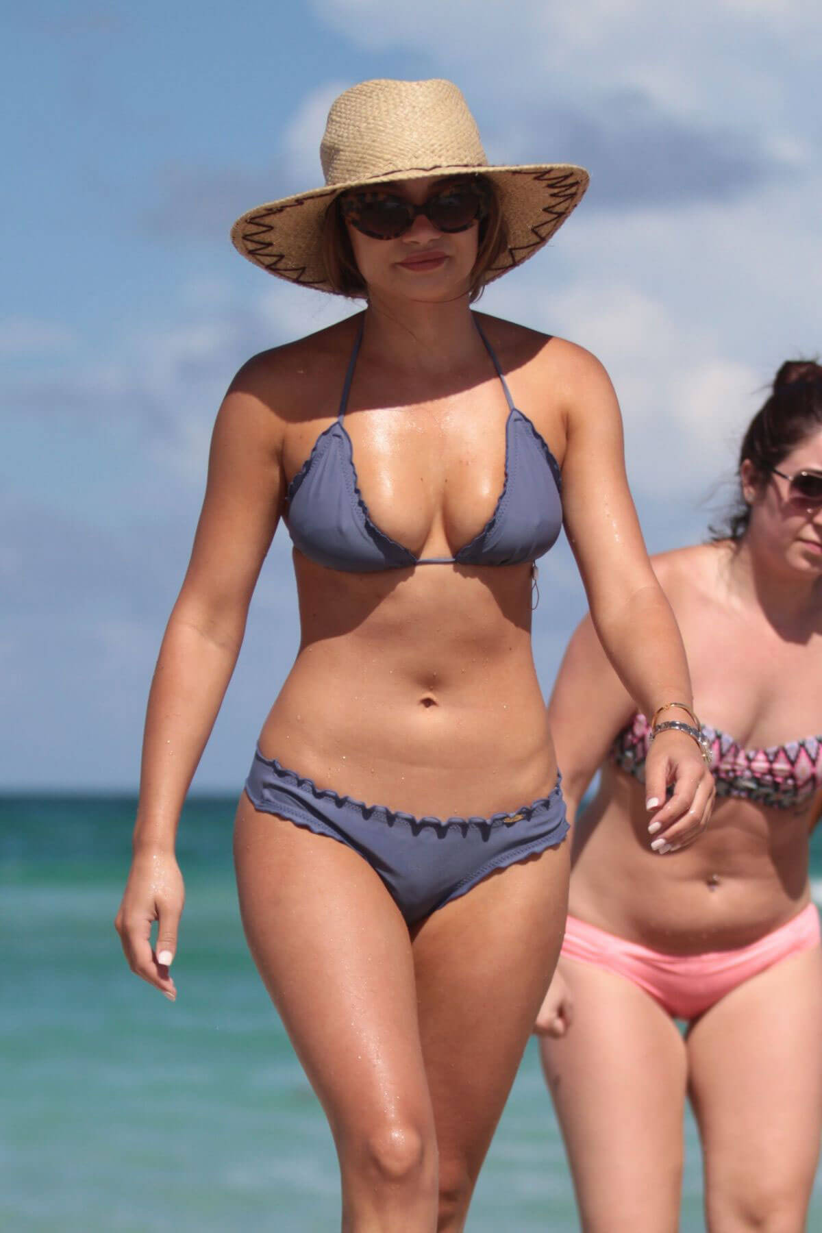 Keleigh Sperry in Bikini on the beach in Mexico Pic 26 of 35