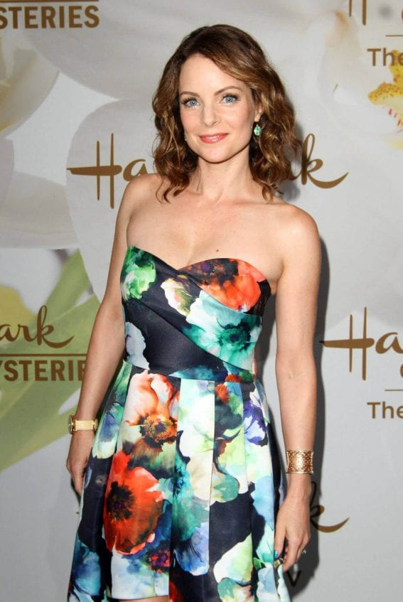 Kimberly Williams-Paisley Stills at Hallmark Event at TCA Summer Tour in Los Angeles