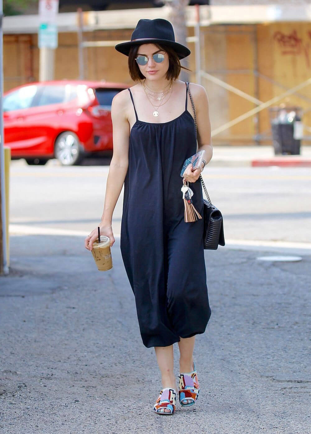 Lucy Hale Photos by Alfred Coffee in Studio City