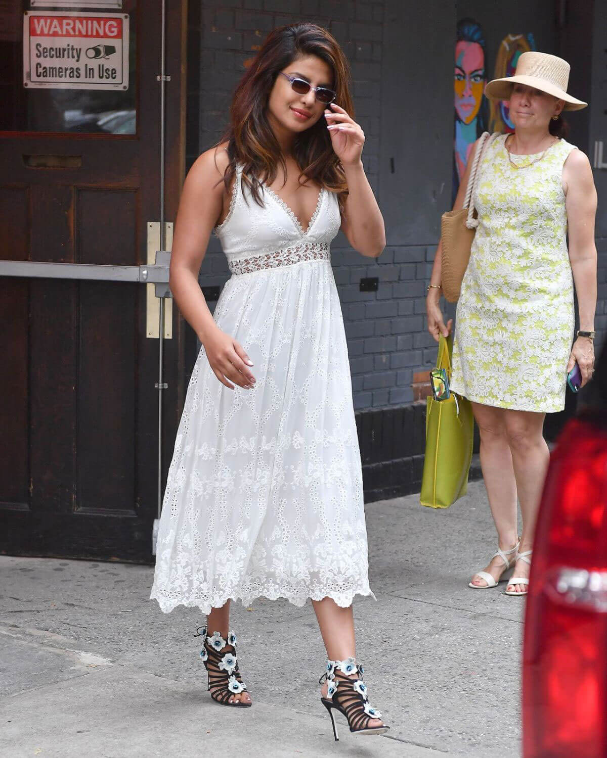 Priyanka Chopra Stills Out and About in New York