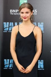 Stefanie Scott Stills at Valerian and the City of a Thousand Planet Premiere in Hollywood