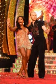 Alexandra Burke Stills at Strictly Come Dancing 2017 Launch in London