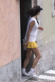 Amal Clooney Stills Out in Lake Como Images