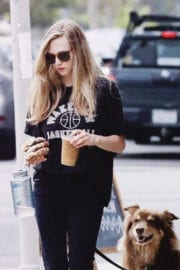 Amanda Seyfried Stills Out and About in Los Angeles