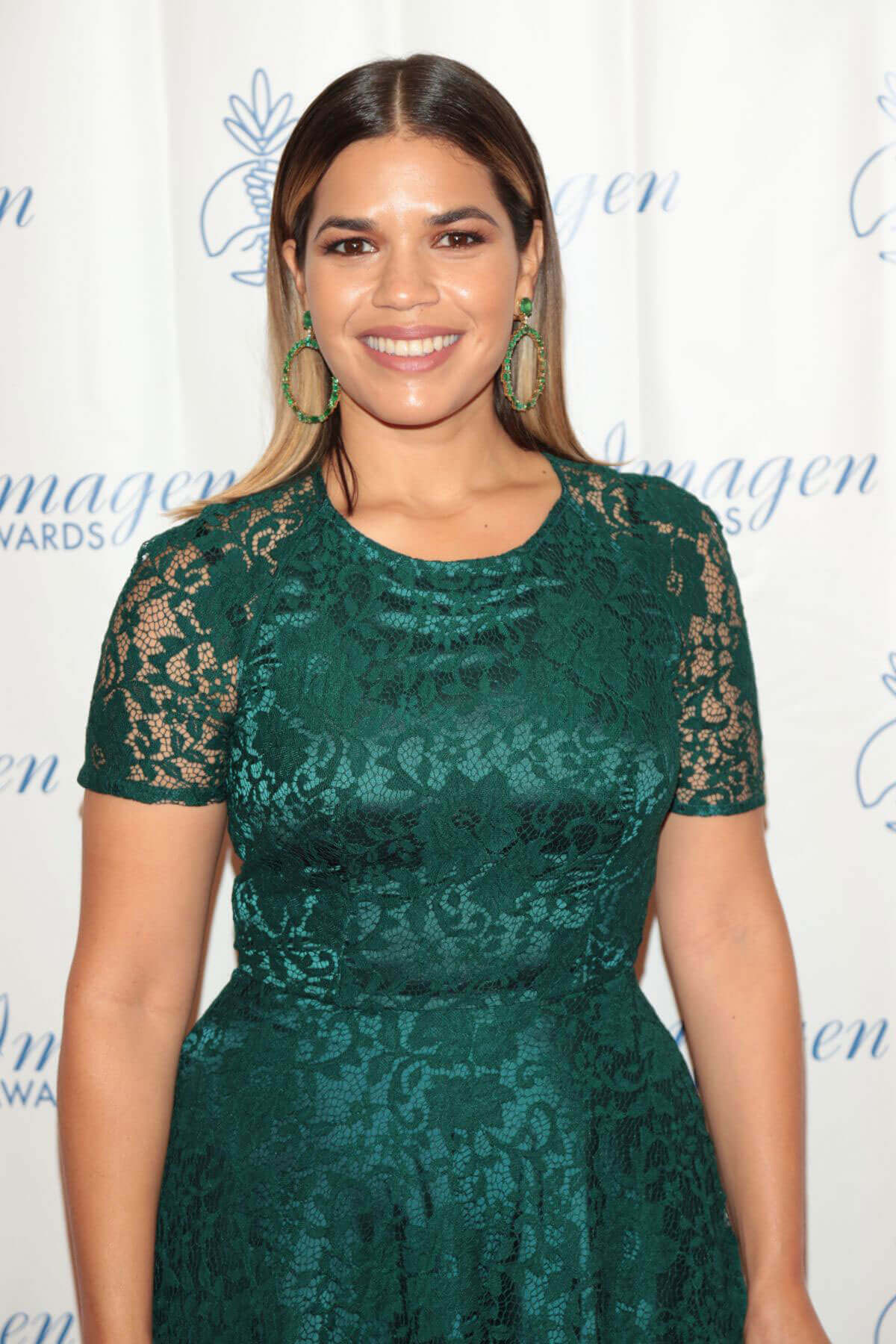 America Ferrera at 32nd Annual Imagen Awards 2017 in Los Angeles