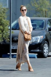 Amy Adams Stills Out and About in Santa Monica