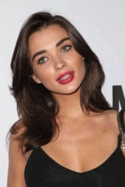 Amy Jackson Stills at The Tings Secret Party Launch in West Hollywood