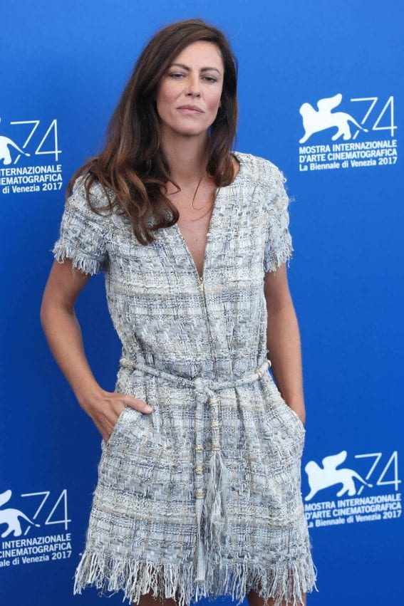Anna Mouglalis Stills at Jury Photocall at 74th Venice International Film Festival