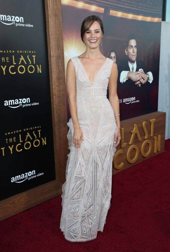 Bailey Noble Stills at The Last Tycoon Premiere in Los Angeles Images
