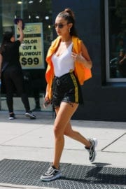 Bella Hadid Stills Out and About in New York