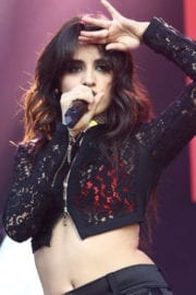 Camila Cabello Performs Stills at 2017 Billboard Hot 100 Festival in Wantagh