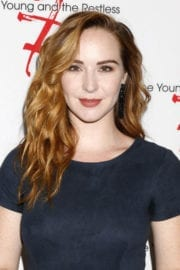 Camryn Grimes Stills at Young and Restless Fan Event in Burbank