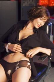 Catherine Bell Photoshoot by Kevin Foley, 2002 Images