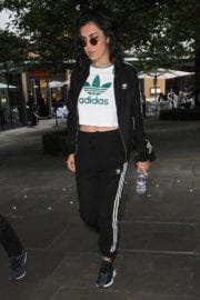 Charli XCX Stills Out and About in London Photos