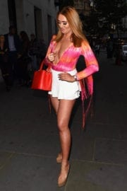 Charlotte Dawson Stills at Lord Launch Party in London