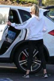 Charlotte McKinney Stills Out and About in Malibu