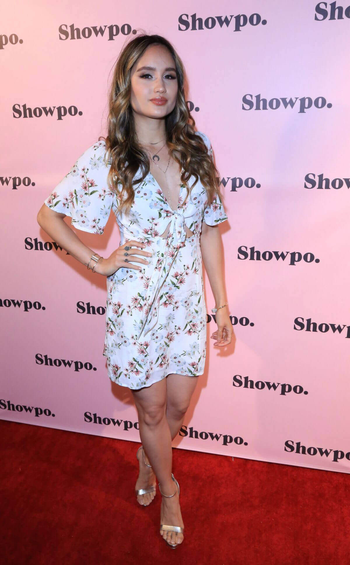 Cinta Laura Stills at Showpo US Launch Party in Los Angeles