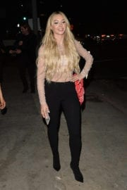 Corinne Olympios Stills at Republic Records' VMA After-party in Los Angeles