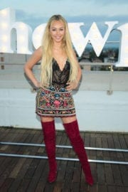 Corinne Olympios Stills at Showpo US Launch Party in Los Angeles