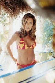 Daisy Fuentes Photoshoot by Bill Reitzel 2006 Images