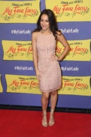 "Danielle Catanzariti Stills at ""My Fair Lady"" Opening Night at the Capitol Theatre in Sydney"