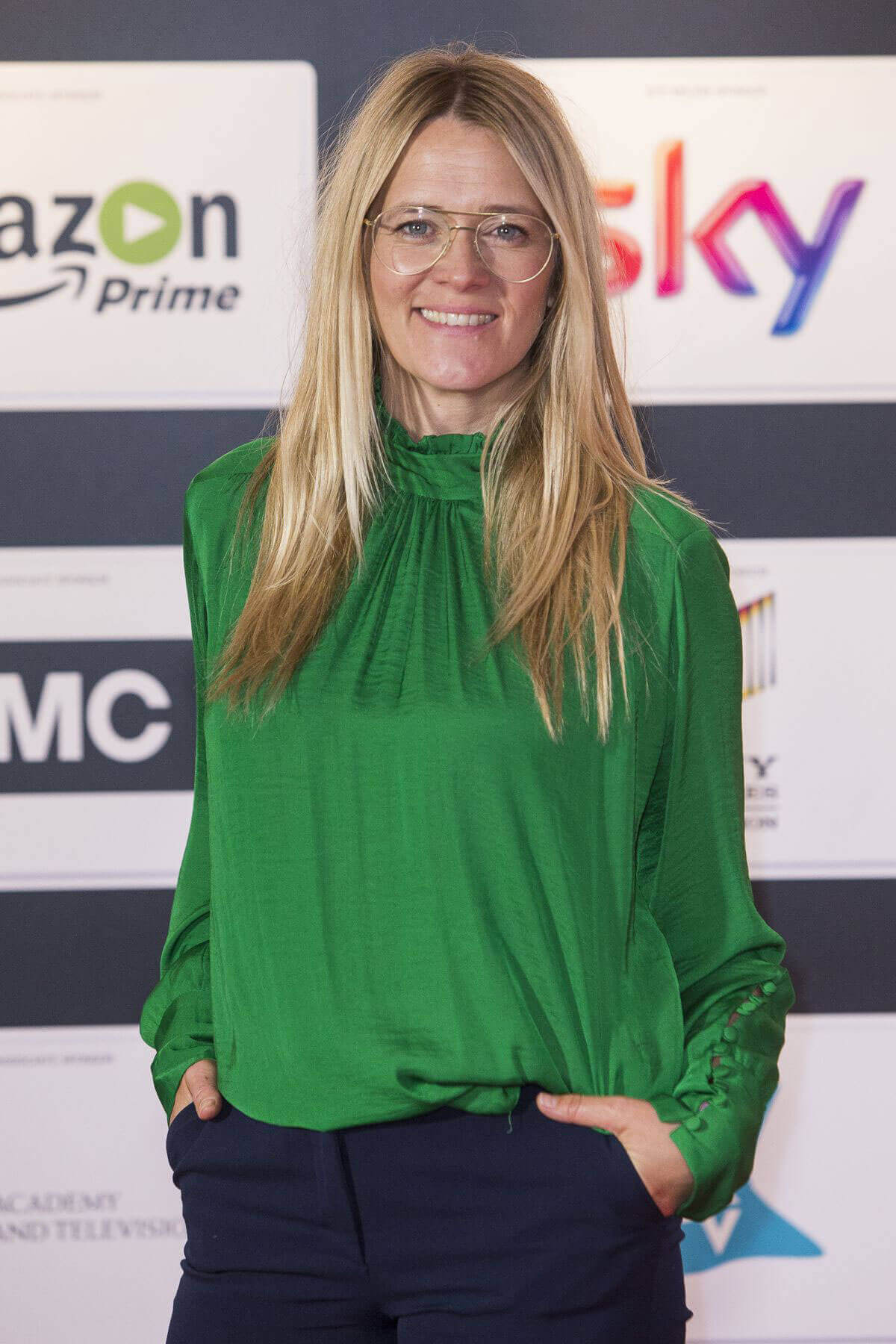 Edith Bowman Stills at Edinburgh International TV Festival