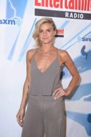 Eliza Coupe Stills at SiriusXM's Entertainment Weekly Radio at Comic-con in San Diego