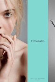 Elle Fanning Photoshoot for Tiffany & Co Fall 2017 Campaign Images