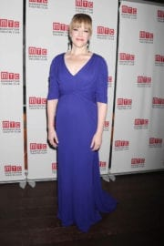 Emily Skinner Stills at Prince of Broadway Premiere in New York