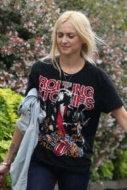 Fearne Cotton Stills Out and About in London Photos