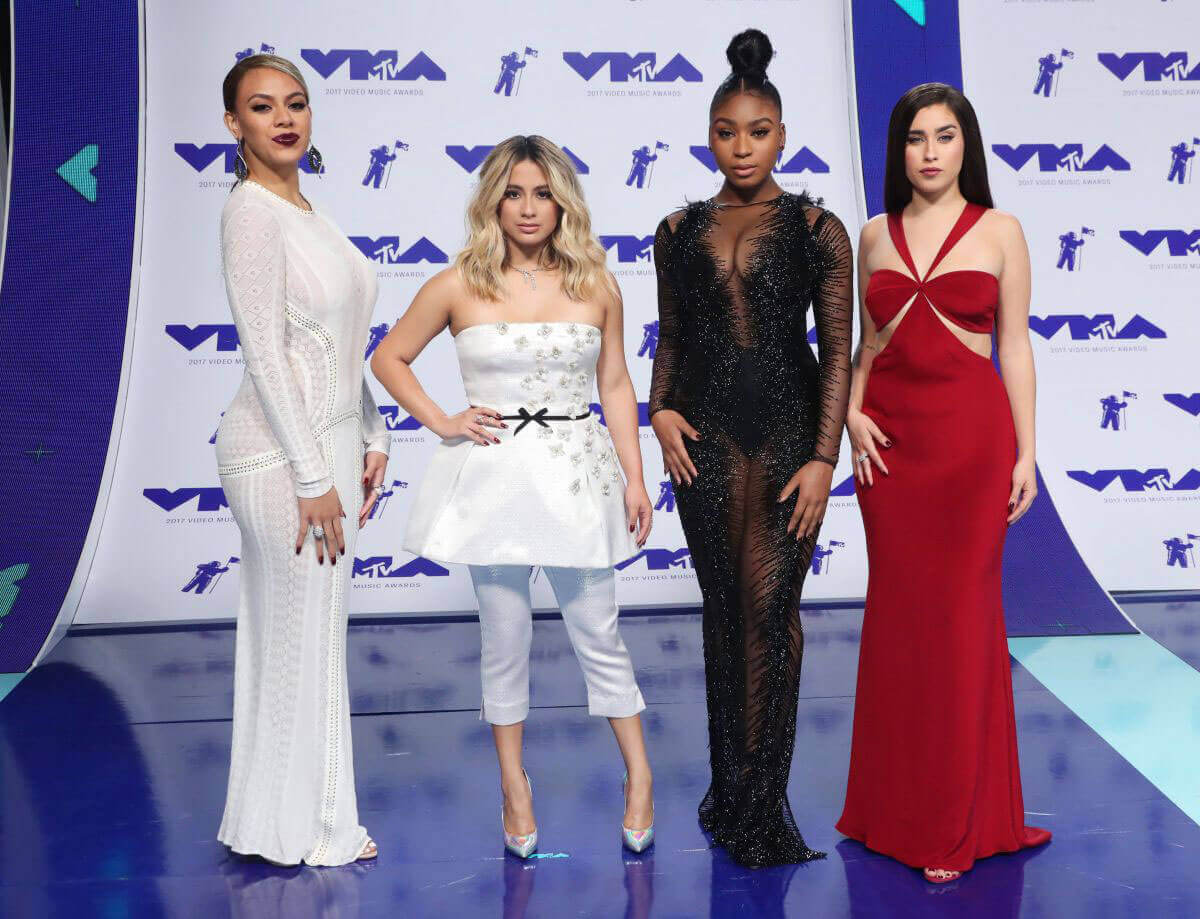 Fifth Harmony Stills at MTV Video Music Awards 2017 in Los Angeles