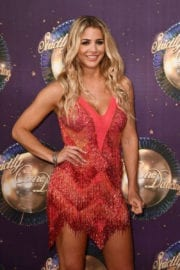 Gemma Atkinson Stills at Strictly Come Dancing 2017 Launch in London