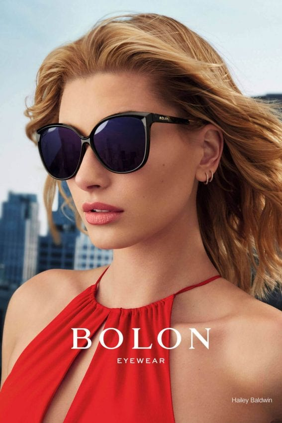Hailey Rhode Baldwin Photos for Bolon Eyewear, August 2017
