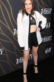 Hannah Zeile Stills at Variety Power of Young Hollywood in Los Angeles