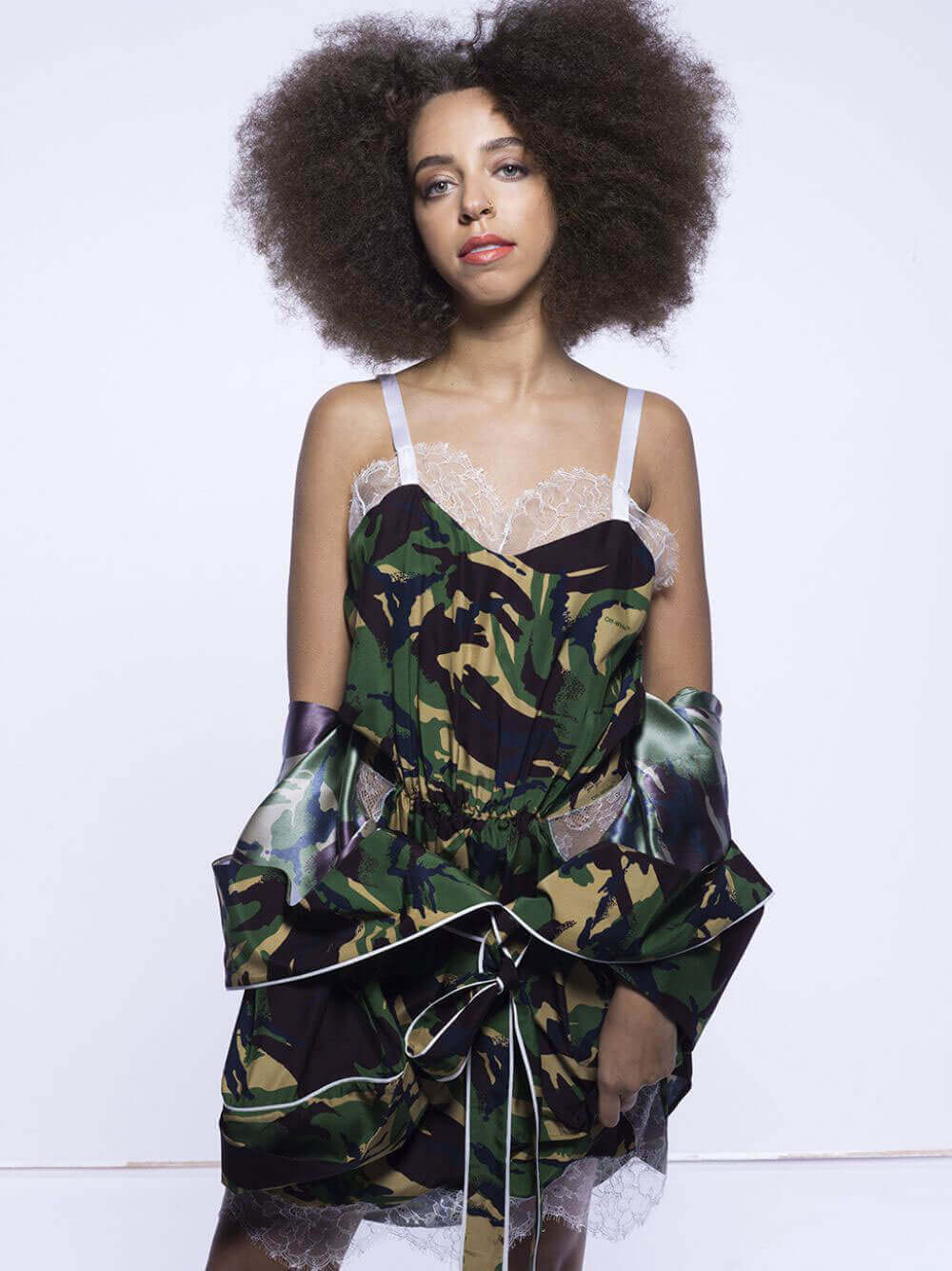 Hayley Law Photos for Georgie Magazine, August 2017