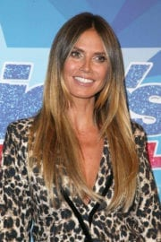 Heidi Klum attends America's Got Talent, Season 12 After Party in Hollywood