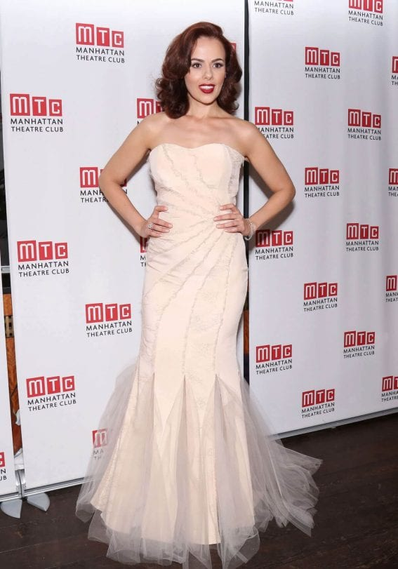 Jane Decal Stills at Prince of Broadway Premiere in New York