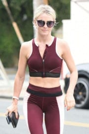 Julianne Hough Stils Out for Coffee in Studio City